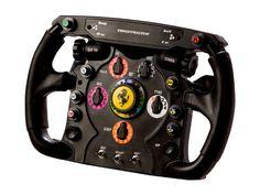 Thrustmaster Ferrari F1 Steering Wheel Review   The Xbox Racing Pro