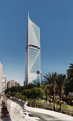 181 Fremont, San Francisco-USA | 244.4 m / 802 ft |  Under Construction, Completion 2017 | Architect : Heller Manus Architects