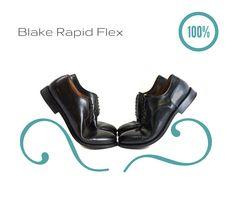 Comfortable and #stylish at the same time! #franceschetti #franceschettishoes #madeinitaly #blakerapidflex
