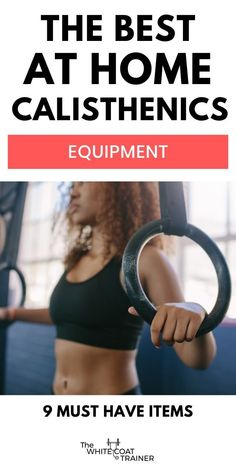 Here are 9 of the best home gym equipment you can buy. The first five products are essential to maximizing you workout. Ill also give you ideas on how to setup a small basic gym even in a tiny apartment. At Home Circuit Training, Strength Training Program, Fit Board Workouts, Gym Workouts, Calisthenics Equipment, Home Gym Set, Workout Schedule, Workout Plans, Best Home Gym Equipment