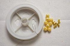 Perlemanija: Kako napraviti krst od perlica ?