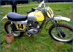 1972 Yamaha Jt1 60cc Mini Enduro Dirtbike Dirt Bike Vintage