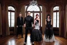 """Skillet's New Album To Be Released June 25th. The First Single, """"Sick Of It,"""" Will Be Avaliable On iTunes On April 9th."""