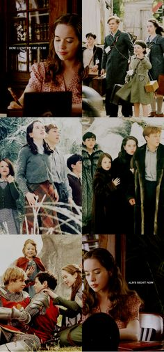 The amount of heartbreak this causes me is torture!! Farewell Lucy, Peter, Ed, Perhaps I shall see you again in Aslan's country, if i find my way there.
