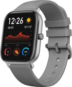 Xiaomi Amazfit GTS Grey   COMFOR.cz Smartwatch, Bluetooth, Android, Display, Unisex, Activities, China Products, Times, Amazon