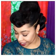 Fake it Til You Make it! 4 Faux Styles for Long and Short Natural Hair