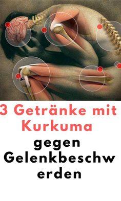 3 Getränke mit Kurkuma gegen Gelenkbeschwerden #Getränke #Gelenkbeschwerden #Kurkuma
