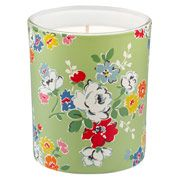 Clifton Rose Glass Candle