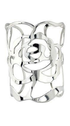 Rose Metal Cuff.  Love this.