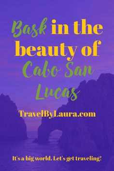 We have been traveling to Cabo San Lucas, every year, for 14 years. I know the sweetest beaches for snorkeling, the little hole-in-the-walls that serve great food and where to find the best, cheapest, all-fresh-fruit Margaritas in all of Cabo. Check out my blog for some stunning photos we've taken over the years. I can take you there!