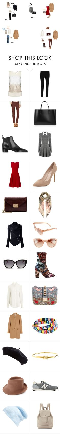 """Nat_looks"" by lesskoff on Polyvore featuring мода, Coast, STELLA McCARTNEY, Michael Kors, Marni, Acne Studios, Dolce&Gabbana, Mulberry, Valentino и Chloé"