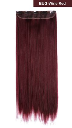 24 straight synthetic hair extensions transparent wire no product 24 straight 34 full head synthetic hair extensions 140g clip on pmusecretfo Choice Image