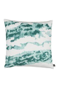 "EIGHTMOOD Emerald Flow Cushion - 20"" x 20"""