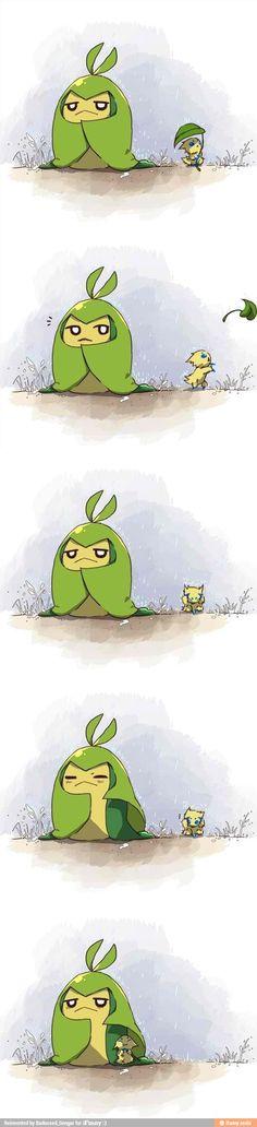 Faith in Pokemon restored / iFunny :)