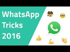 WhatsApp Tipps& Tricks - Praxis-Tipp deutsch | CHIP - YouTube