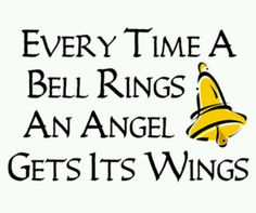 The Every Time a Bell Rings an Angel Gets Its Wings shirt celebrates a beloved Christmas movie. This It's a Wonderful Life t-shirt is perfect for fans and the holidays. Wonderful Life Quotes, Fantastic Quotes, Its A Wonderful Life, Entertaining Angels, Christmas Quotes, Christmas Movies, Christmas Art, Vintage Christmas, Christmas Decorations