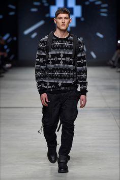 Marcelo Burlon County of Milan - Men Fashion Fall Winter 2015-16 - Shows - Vogue.it
