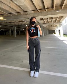 Edgy Outfits, Teen Fashion Outfits, Mode Outfits, Retro Outfits, Cute Casual Outfits, Vintage Outfits, Summer Outfits, Girl Outfits, Moda Streetwear