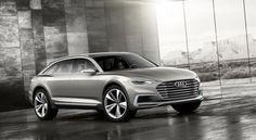CARS - Audi Prologue Allroad Concept : une Supercar tout-terrain ? - http://lesvoitures.fr/audi-prologue-allroad-concept-une-supercar-tout-terrain/