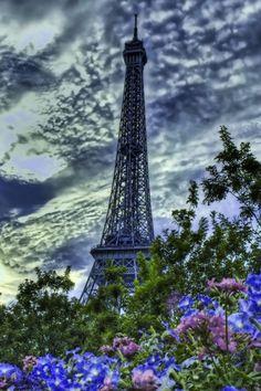 Paris Torre Eiffel Paris, Paris Eiffel Tower, Beautiful Paris, I Love Paris, Paris France, Paris Wallpaper, Hdr Photography, Paris City, Paris Travel