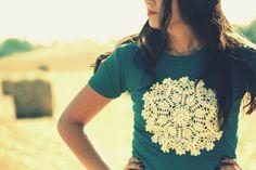 tee-shirt by sookiesays, $40