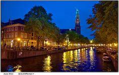 Amsterdam - Photo: Moyan Brenn via Flickr
