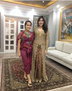 kebaya Kebaya Modern Hijab, Kebaya Hijab, Kebaya Dress, Batik Kebaya, Kebaya Muslim, Batik Dress, Model Kebaya Modern Muslim, Model Kebaya Brokat Modern, Kebaya Jawa