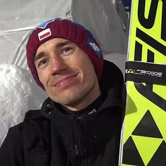 me @ kamil stoch Best Skis, Ski Jumping, Skiing, Emperor, Sports, Ski, Hs Sports, Sport