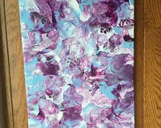 Acrylic Abstract Paintings