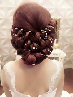 Bộ sưu tập các kiểu tóc cô dâu Việt Nam đẹp (P2)