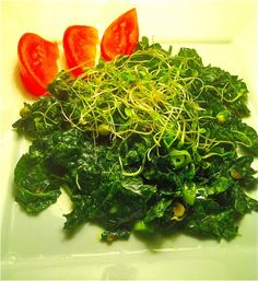 Dharma's Kale Salad Recipe  I am hooked on this, I make it up ahead of time and keep a big tupperware in the fridge to pack for lunches!!