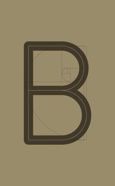 B Anatomy, Typography, Symbols, Mirror, Gold, Home Decor, Letterpress, Icons, Interior Design