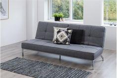 Sofa Split Grey rozkładana wersalka w kolorze szarym