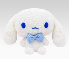 White Cinnamoroll Plush