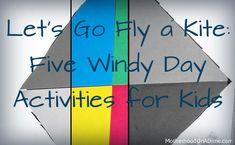 Kite fun for kids!
