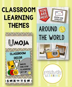 Classroom themes can