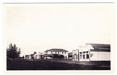 BC – QUESNEL, Front Street, John A. Fraser, Quesnel Hotel c.1924-1949 RPPC