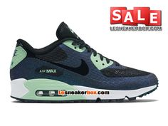NIKE WMNS AIR MAX 90 HYPERFUSE WORLD CUP QS - CHAUSSURE DE NIKE SPORTS PAS  CHER