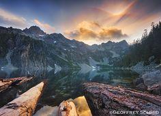 Alpine Lakes Wilderness, Washington State, USA