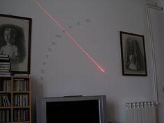 arduino Laserdial (Scheduled via TrafficWonker.com)