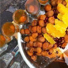 Friday Muslim Market Chestnut Tea