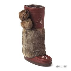 Manitobah Mukluks these little beauties are on their way to me right now. <3