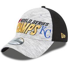 Kansas City Royals Authentic 2015 World Series Champions 39THIRTY Stretch Fit Cap by New Era - MLB.com Shop
