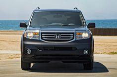 2015 Honda Pilot Facelift