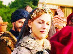 "Hürrem Sultan - Magnificent Century - ""The Incident"" Season 3, Episode 12 (75)"