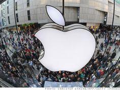 Apple Computer. Fortune 35.  Cupertino CA.