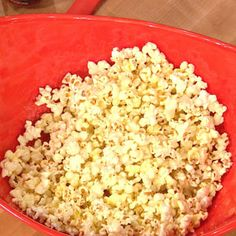 Salt and Vinegar Popcorn | Rachael Ray Show Note to self: Buy Vinegar Powder!