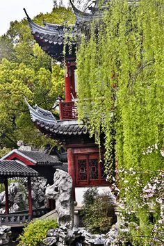 Yuyuan Garden in the Old Town of Shanghai | In #China? Try www.importedFun.com for award winning #kid's #science |