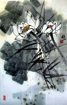 Wang Jiashan: Lotus