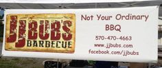 JJ Bub's Barbecue, #Scranton #Pocono #NEPA. #BBQ www.facebook.com/jjbubs #SBDC